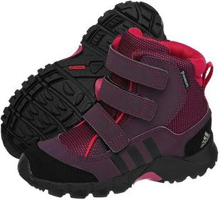 Adidas Buty Holtanna Snow CF I (AD334-d) fioletowy