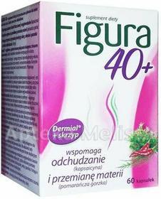 Herbapol FIGURA 40+ - 60 szt.