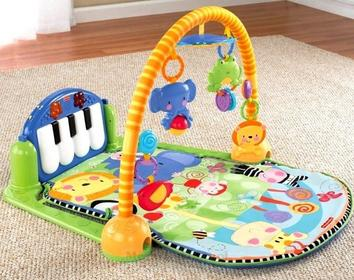 Fisher Price Mata Z Pianinkiem W2621