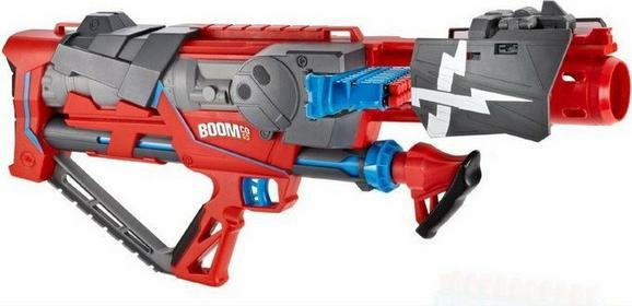 Mattel Boom Co Wyrzutnia Rapid Mandess Y8618