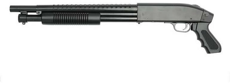 AGM Strzelba ASG MP003