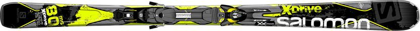 Salomon X-Drive 80 MG 2015