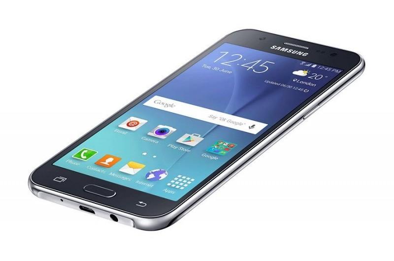 Samsung Galaxy J5 LTE Czarny