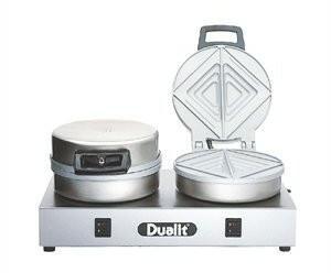 Dualit Toster/Opiekacz Kontaktowy podwójny | 60 tostów/h | 190x400x220 mm GAJ476