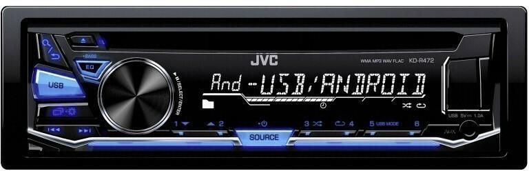 JVC KDR472