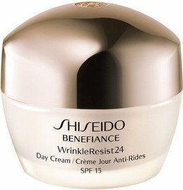 Shiseido Benefiance Wrinkle Resist 24 przeciwzmarszczkowy krem na dzień  50ml