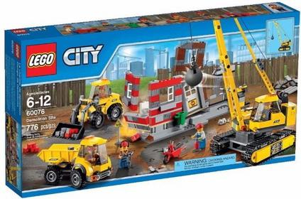 LEGO City - Rozbiórka 60076