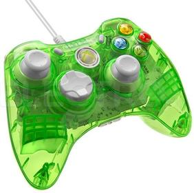PDP Rock Candy kontroler Xbox 360 Limonkowy