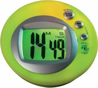 Minutnik cyfrowy z funkcją zegara Conrad zmieniające się kolory 99 min/59 s