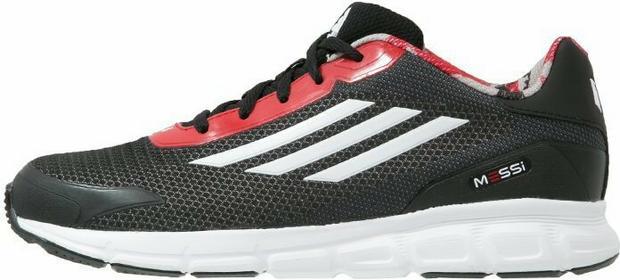 Adidas Performance MESSI Obuwie treningowe granit/white/scarlet B44449