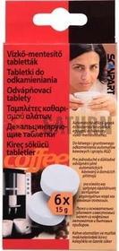 SCANPART Odkamieniacz Tabletki do odkamieniania ekspresów do kawy 6 szt.