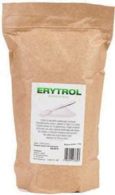 Intenson Erytrol Erythritol słodzik stołowy 1000g Erytrytol 1kg