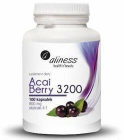 ALINESS Acai Berry 3200 + chrom ODCHUDZANIE