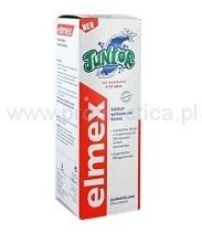 Elmex Płyn Junior 6-12 lat 400ml P167