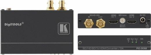 Kramer FC-331 Konwerter sygnal u 3G HD-SDI do HDMI