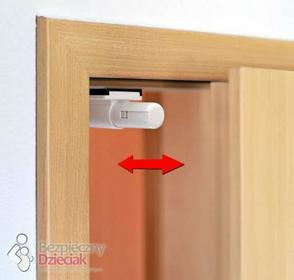 Reer Przeciwzatrzaskowy amortyzator do drzwi, REER RE7204