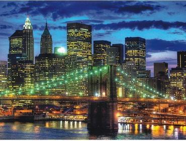 Ravensburger Nowy Jork nocą 162727