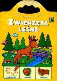 Bator Agnieszka Zwierzęta leśne