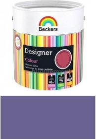 Beckers DESIGNER COLOUR Wodorozcieńczalna farba lateksowa ROYAL PURPLE mat 5L