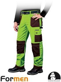 Leber & Hollman spodnie ROBOCZE DO PASA LH-FMN-T