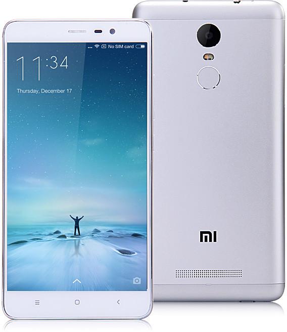 Xiaomi Redmi Note 3 Prime 32GB Srebrny