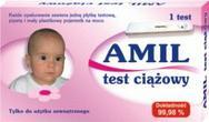Amil test płytkowy