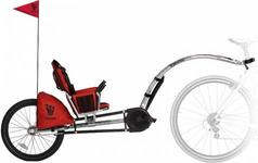 Przyczepka rowerowa Weehoo i-Go 2012