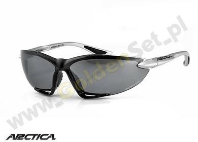 Arctica Okulary Spider S-50A + dodatkowe soczewki 2011
