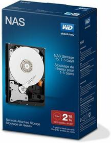 Western Digital Dysk DESKTOP NAS 2000GB 5400 64MB 6Gb/s EMEA WDBMMA0020HNC-ERSN