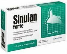 Novascon Sinulan Forte 60 szt.
