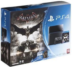 SONY PlayStation 4 500GB + Batman Arkham Knight