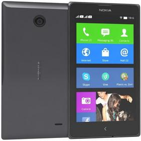 Nokia X Czarny