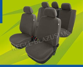 Kegel-Błażusiak Pokrowiec Mercury SX L Airbag popielaty