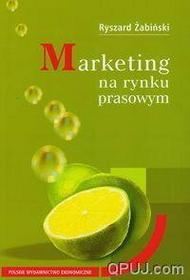 Ryszard Żabiński Marketing na rynku prasowym