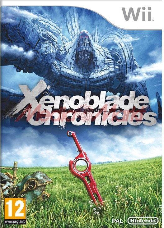 Xenoblade Chronicles Wii