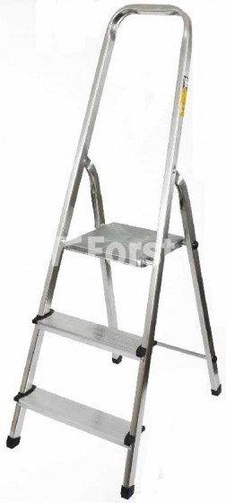 Topex Drabina aluminiowa trzystopniowa, , 79R320