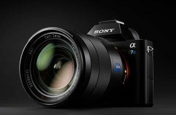 Sony Alpha a7S body czarny