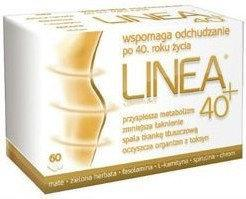 Aflofarm 40+ 60 tabletek