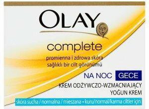 Olay Complete Care: Krem odżywczy na noc 50ml