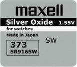 Maxell bateria srebrowa mini 373 / SR 916 SW