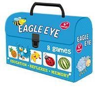 Kukuryku Gra Eagle Eye Kuferek