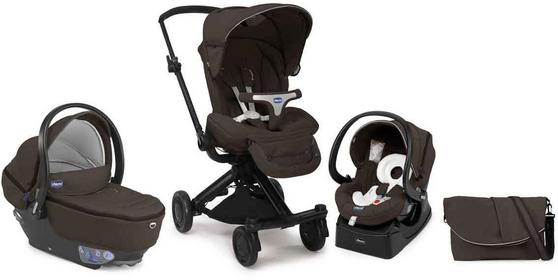 Chicco Trio I-Move 3w1 TOP POETIC BROWN