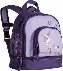 Lässig Mały plecak dla dzieci Lassig Deer Viola LMBP107