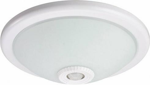 Abilite Oprawa lampa plafon z czujnikiem ruchu 2x40W 4460