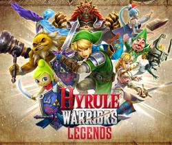 Hyrule Warriors: Legends 2DS/3DS