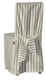 Dekoria Sukienka na krzesło Ivar Quadro 136-07