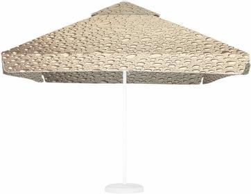 LITEX Promo Sp. z o.o. Poszycie parasola ogrodowego Barbados 3,5x3,5m Bąbelki Kr