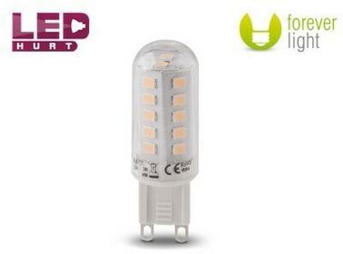 Forever Light Żarówka LED G9 3W RTV001699