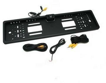 UNITEC Dyskretna Kamera Cofania/Parkowania Wbudowana w Ramce/Podkładce pod