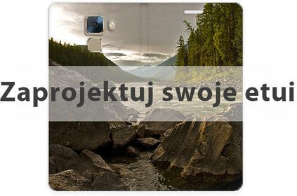 Huawei Honor 7 Pokrowiec z nadrukiem ETHW240KRTRFLB000